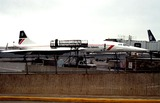 JFK Photo - Jfk Airport British Airways the Concord Airplane (Its the Last Day of Flight) 10142003 Photo Bywilliam ReganGlobe Photos Inc