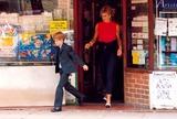 Diana Son Photo - Princess Diana and Prince Williamn and Prince Henry Photo Joan Wakeham Alpha  Globe Photos Inc 1994 Princessdianaretro