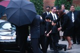 John Gotti Photo -  John Gotti Funeral in Queens New York John Gotti Mob Boss of the Gambino Crime Family Was Laid to Rest Beside the Body of His 12 Year Old Son Frank at St Johns Cemetery in Queens 061502 John Gottis Family Photo by John KrondesGlobe Photos Inc