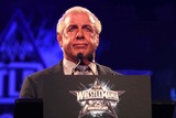 Ric Flair Photo - Ric Flair Wwe Press Conference For 25th Anniversary of Wrestlemania at Hard Rock Cafetimes Square 3-31-09 Photos by John Barrett-Globe Photosinc2003