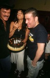 Michelle Rodriguez Photo - Michelle Rodriguez Is Presented with a Birthday Cake at Plumm Nightclub West 14th Street 07-19-2007 Photos by Rick Mackler Rangefinder-Globe Photos Inc2007 Randy Jones Michelle Rodriguez and Noel Ashman