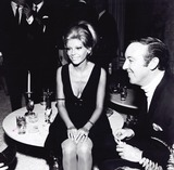 Jackie Gleason Photo - Nancy Sinatra with Jack Haley Jrat Jackie Gleason Party 1968 B975-6b Supplied by Globe Photos Inc
