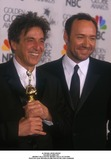 Al Pacino Photo - AL Pacino Kevin Spacey Golden Globes 2001 Beverly Hills Hilton Beverly Hills CA 1212001 Photo by Alec MichaelGlobe Photos Inc2001