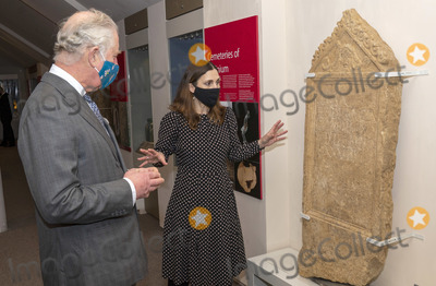 Photo - Prince Charles Visits the Corinium Museum in Cirencester
