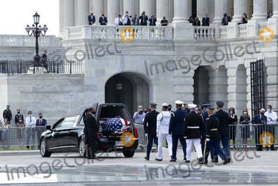Photos From John Lewis to Lie in State at the U.S. Capitol