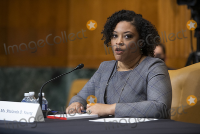 Photos From Senate Committee on the Budget hearing to examine the nomination of Shalanda D. Young, of Louisiana, to be Deputy Director of the Office of Management and Budget