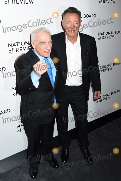 Bruce Springsteen Photo - 08 January 2020 - New York New York - Martin Scorsese and Bruce Springsteen at the National Board of Review Annual Awards Gala held at Cipriani 42nd Street Photo Credit LJ FotosAdMedia