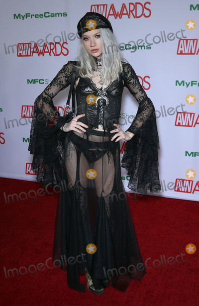 Arya Fae Photo - 26 January 2019 - Las Vegas NV -  Arya Fae  2019 AVN Awards red carpet at The Joint inside Hard Rock Hotel and Casino Las Vegas Photo Credit MJTAdMedia
