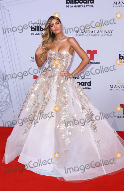 Ariandna Gutierrez Photo - 25 April 2019 - Las Vegas NV - Ariandna Gutierrez 2019 Billboard Latin Music Awards Red Carpet Arrivals at Mandalay Bay Casino Resort  Photo Credit MJTAdMedia