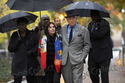 Photos From Roger Stone Arrives to Court