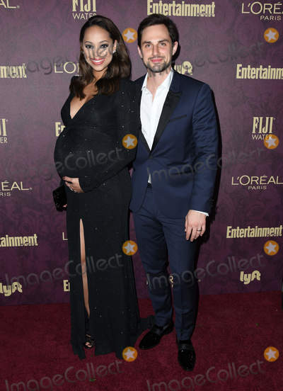 Andrew West Photo - 15 September 2018 - West Hollywood California - Amber Stevens West Andrew West 2018 Entertainment Weekly Pre-Emmy Party held at the Sunset Tower Hotel Photo Credit Birdie ThompsonAdMedia