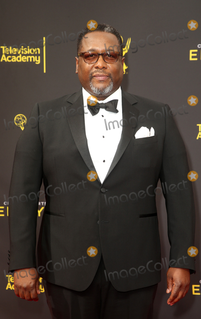 Wendell Pierce Photo - 15 September 2019 - Los Angeles California - Wendell Pierce 2019 Creative Arts Emmy Awards Day 2 held at The Microsoft Theater Photo Credit FSadouAdMedia