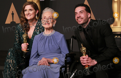 Photo - 89th Annual Academy Awards - Press Room