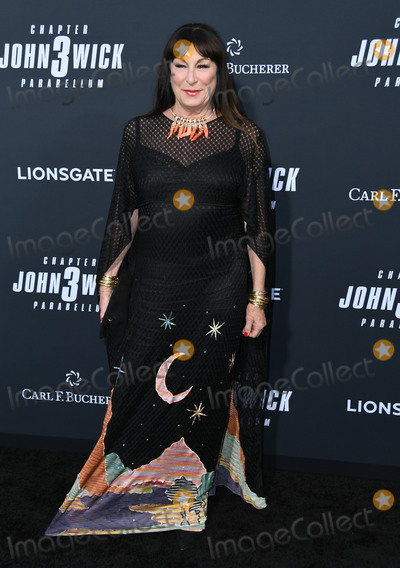 Angelica Houston Photo - 15 May 2019 - Hollywood California - Angelica Houston John Wick Chapter 3 - Parabellum Special Screening Los Angeles held at the TCL Chinese Theatre Photo Credit Birdie ThompsonAdMedia