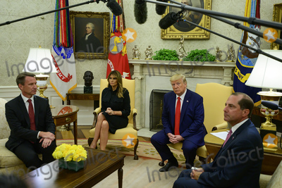 Photos From President Trump Anti-Vaping Announcement