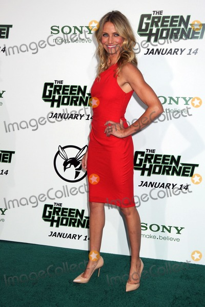 Photo - The Green Hornet Los Angeles Premiere