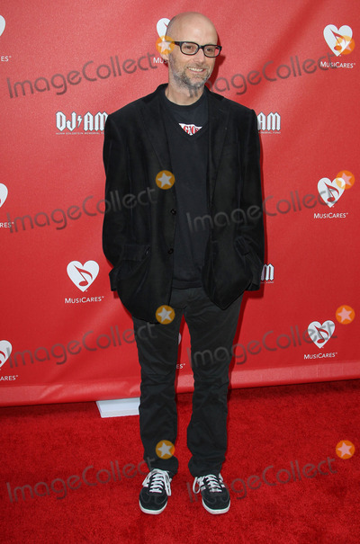Moby Photo - MusiCares MAP Fund Benefit - Arrivals