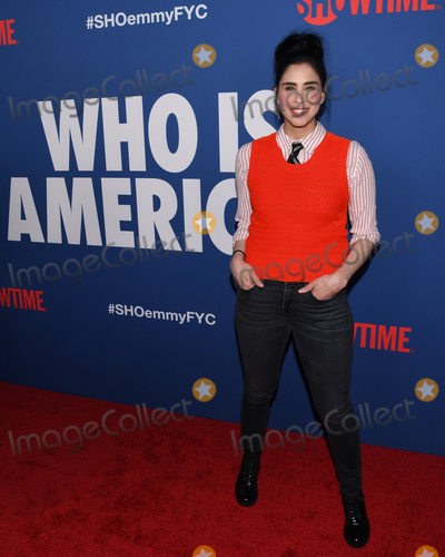 Photos From 'Who Is America?' Showtime Emmy For Your Consideration