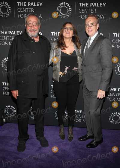 Photos From The Paley Center For Media Presents: Creating Great Characters: Dick Wolf And Mariska Hargitay