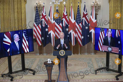 Photo - DC President Joe Biden delivers remarks about a national security initiative