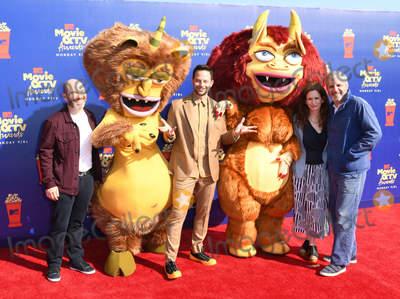 Photo - 15 June 2019 - Santa Monica California - Nick Kroll 2019 MTV Movie and TV Awards held at Barker Hangar Photo Credit Birdie ThompsonAdMedia