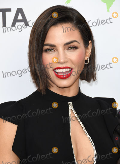 Photo - 22 May 2018 - Beverly Hills California - Jenna Dewan   2018 EMA Awards held at Montage Beverly Hills Photo Credit Birdie ThompsonAdMedia