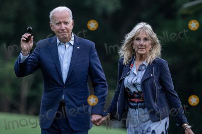 Photos From Bidens Return from Camp David