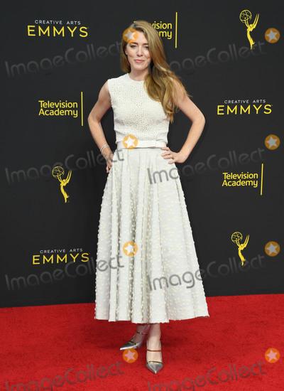 Annabelle Jones Photo - 15 September 2019 - Los Angeles California - Annabel Jones 2019 Creative Arts Emmys Awards - Arrivals held at Microsoft Theater LA Live Photo Credit Birdie ThompsonAdMedia