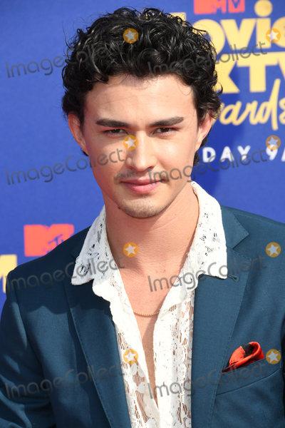 Photo - 15 June 2019 - Santa Monica California - Gavin Leatherwood 2019 MTC Movie and TV Awards held at Barker Hangar Photo Credit Birdie ThompsonAdMedia