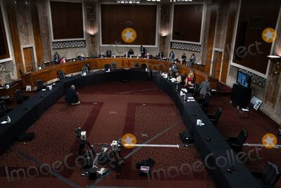 Photo - US Senate Committee on Appropriations Subcommittee on Labor Health and Human Services Education and Related Agencies Hearing to Review Coronavirus Response Efforts
