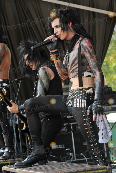 Photo - Black Veil Brides - Vans Warped Tour 2011