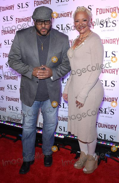Al B Sure Photo - 06 January 2017 - Las Vegas NV -  Al B Sure Charli B  Jon Lovitz and Dana Carvey Reunited at The Foundry at SLS Las Vegas  Photo Credit MJTAdMedia