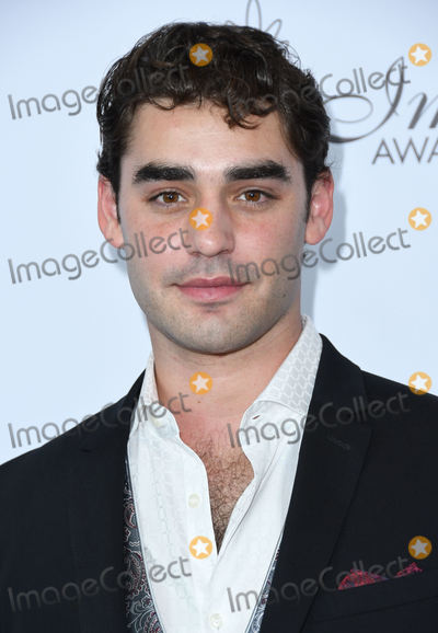 Alex Rich Photo - 25 August 2018 - Los Angeles California - Alex Rich  33rd Annual Images Awards held at JW Marriot Los Angeles at LA Live Photo Credit Birdie ThompsonAdMedia