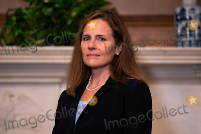Photo - Amy Coney Barrett Capitol Hill Courtesy Call Shelley Moore