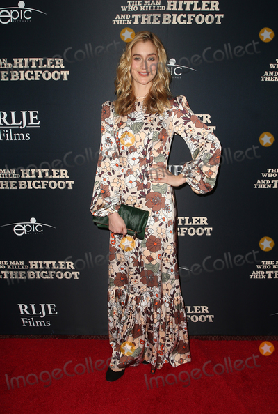 Photos From RLJE Films' 'The Man Who Killed Hitler And Then Bigfoot' Premiere