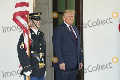Photos From President Trump Welcomes Dr. Abdullatif bin Rashid Alzayani of Bahrain