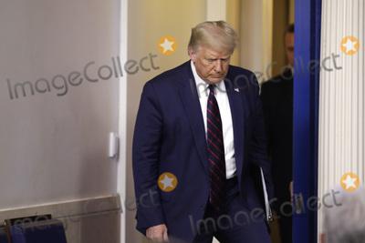 Photo - President Trump Coronavirus Press Conference