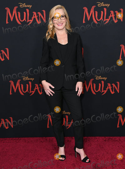 Angela Kingsley Photo - 09 March 2020 - Hollywood California - Angela Kingsley Disneys Mulan Los Angeles Premiere held at Dolby Theater Photo Credit Birdie ThompsonAdMedia