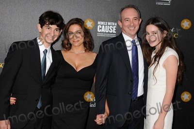 Amy Povich Photo - 20 March 2014 - Los Angeles California - Miles Agus Amy Povich Dr David Agus Sydney Agus 2nd Annual Rebels With A Cause Gala held at Paramount Studios Photo Credit Byron PurvisAdMedia