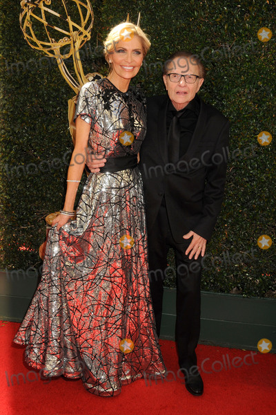 Larry King Photo - 1 May 2016 - Los Angeles California - Shawn King Larry King 43rd Annual Daytime Emmy Awards - Arrivals held at the Westin Bonaventure Hotel Photo Credit Byron PurvisAdMedia