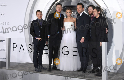 Photo - Passengers Los Angeles Premiere