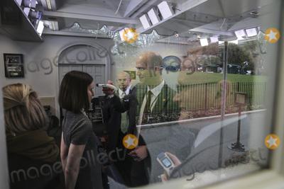 Photos From Coronavirus Screening at the White House