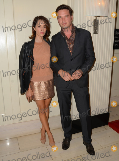 Aden Young Photo - 11 June 2015 - West Hollywood California - Abigail Spencer Aden Young Arrivals for TheWraps 2nd Annual Emmy Celebration to honor the best of the year in telelvison held at The London Hotel Photo Credit Birdie ThompsonAdMedia