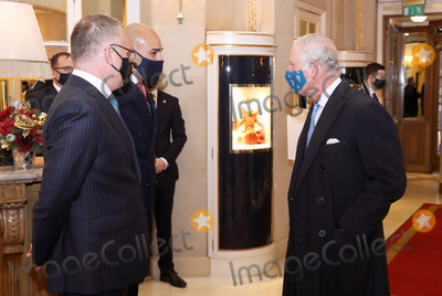 Photos From Prince Charles Visits The Ritz London in Support of the Hospitality Sector