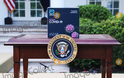 Photos From Coronavirus Task Force press briefing at the White House