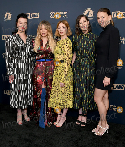 Photo - Paramount Network Comedy Central TV Land Press Day 2019