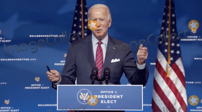 Photos From Biden Remarks on the Final Jobs Report of 2020