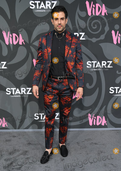 Adrian Gonazalez Photo - 20 May 2019 - Los Angeles California - Adrian Gonazalez Starz Vida Season 2 Los Angeles Premiere held at Regal Downtown Theater Photo Credit Birdie ThompsonAdMedia