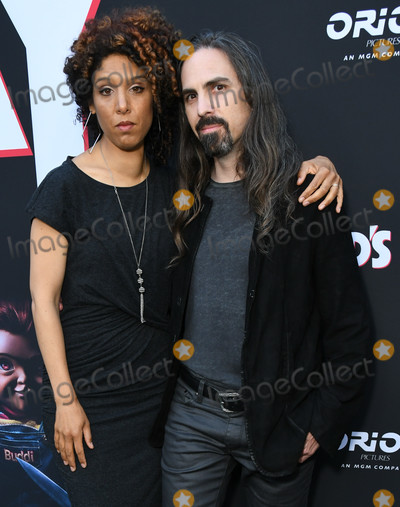 Photo - 19 June 2019 - Hollywood California - Raya Yarbrough Bear McCreary Childs Play Los Angeles Premiere Los Angeles Premiere held at the Arclight Hollywood Photo Credit Birdie ThompsonAdMedia