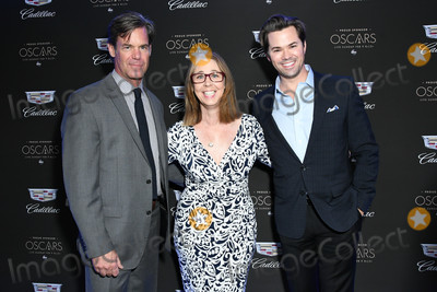 Andrew Rannells Photo - 06 February 2020 - Los Angeles - Tuc Watkins Andrew Rannells Cadillac Celebrates The 92nd Annual Academy Awards held at Chateau Marmont Photo Credit Birdie ThompsonAdMedia
